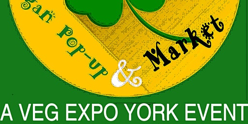 St. Patrick's Vegan Pop-up & Market