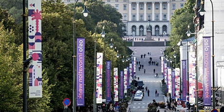 Oslo Innovation Week 2020 Event Organizer Meet up tickets