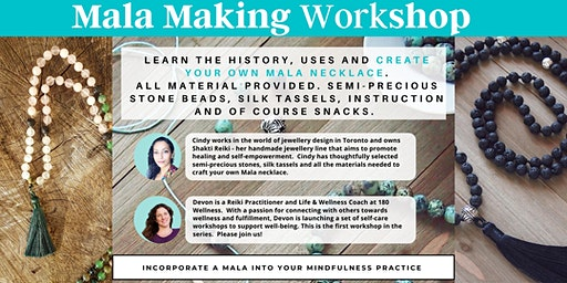 Mala Making Workshop