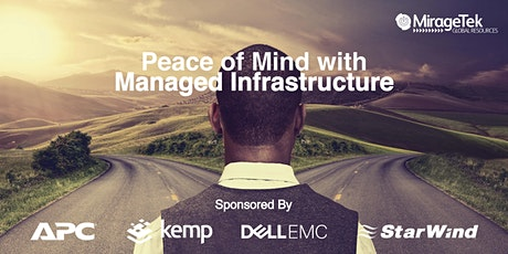Peace of Mind with Managed Infrastructure tickets