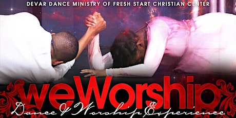 weWorship - A Dance Concert & Worship Experience tickets