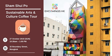 Sustainable Arts and Culture Coffee Tour tickets