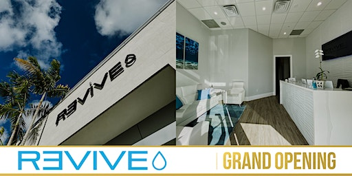 Grand Opening of REVIVE - Palm Beach Gardens Premier Wellness Facility