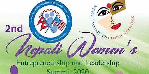2nd Women's Entrepreneurship and Leadership Summit