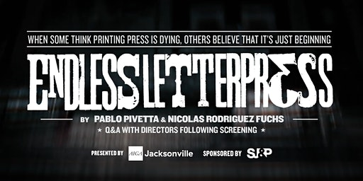 Screening: Endless Letterpress + Q&A with Filmmakers