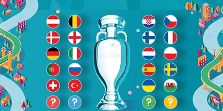 Euros 2020 Quiz tickets