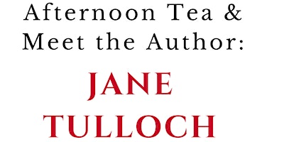 Meet the Author : Jane Tulloch