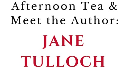 Meet the Author : Jane Tulloch tickets