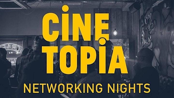 March Cinetopia Networking Night image