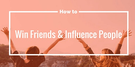 EBBC Singapore - How to win Friends and Influence People tickets