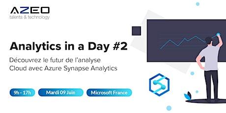 Analytics in a Day #2 - Workshop gratuit Azure Synapse billets