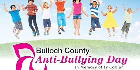 Bulloch County Anti-Bullying Day tickets