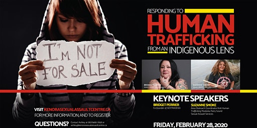 Responding to Human Trafficking from an Indigenous Lens