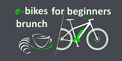 E-bikes for Beginners Brunch