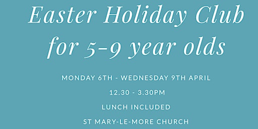 Easter Holiday Club