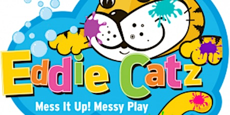 Eddie Catz Earlsfield June Mess it up Messy Play - DINOSAUR THEME tickets