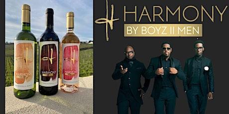 Meet Boyz II Men Bottle Signing biglietti