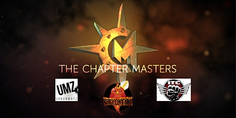 The Chapter Masters @ Vaticon XXVI tickets