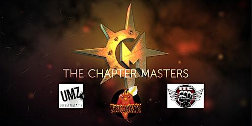 The Chapter Masters @ Vaticon XXVI