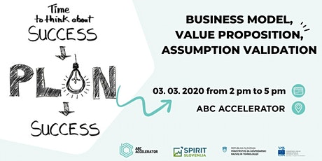 Business Model, Value Proposition, Assumption Validation tickets