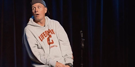 Comedian Bob Marley Salvatore's Lawrence! Friday April 3!