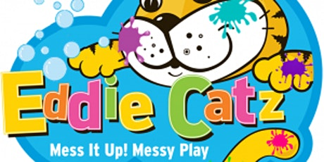 Eddie Catz Earlsfield July Mess it up Messy Play - JUNGLE THEME tickets