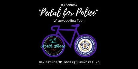 "North Shore's 1st Annual ""Pedal for Police""  tickets"