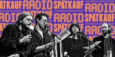 Postponed: Radio Spaetkauf Podcast Recording March
