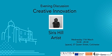 Creative Innovation - Cratis Evening Discussion tickets