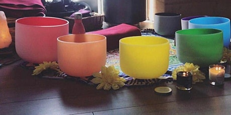 Full Moon Ceremony with Cacao, Reiki, Sound Healing Meditation tickets