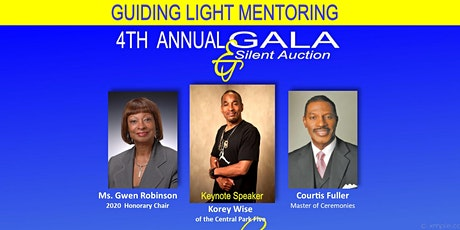 4th Annual Guiding Light Mentoring Gala & Silent Auction tickets