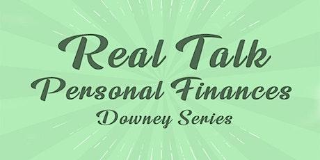 Real Talk Personal Finance Series - Insurance & Savings tickets