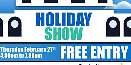 Holiday Show at the Spanish City tickets