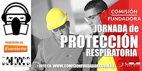 JORNADA SOBRE PROTECCIÓN RESPIRATORIA - CF - LIBUS entradas