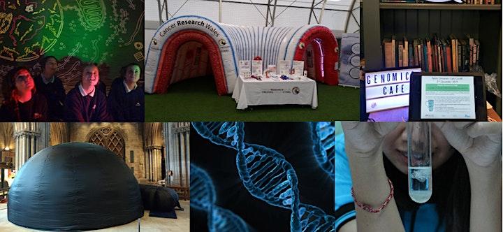 POSTPONED Genomics Showcase image