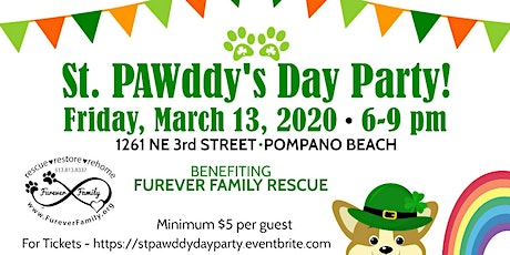 St. Pawddy's Day Party tickets