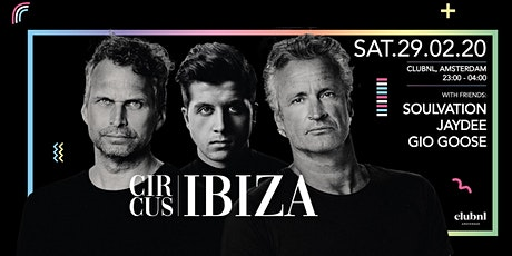 Soulvation presents 'Circus Ibiza' w/ special guest Jaydee tickets