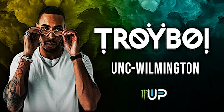 Monster Energy Up & Up presents TROYBOI at UNCW *DATE IS TENTATIVE tickets