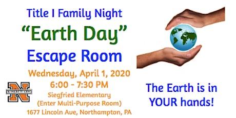 NASD Escape Room-Title 1 Family Night tickets