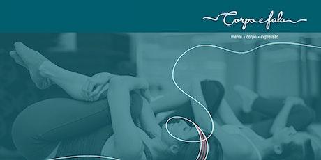 Corpo Vivo: 2° workshop de prática somática ingressos