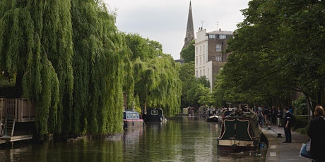 Three Cheers for the Regent's Canal!  A local history talk by L. Hillman tickets