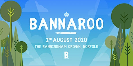 Bannaroo 2020 tickets