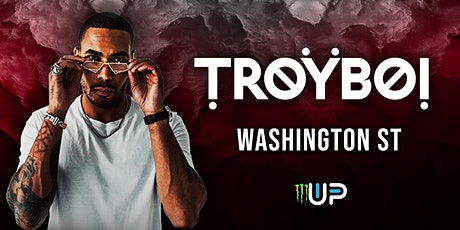 Monster Energy Up & Up Festival presents TROYBOI at WSU *DATE IS TENTATIVE tickets