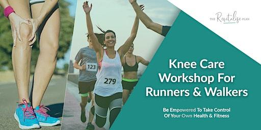 Knee Care Workshop For Runners & Walkers