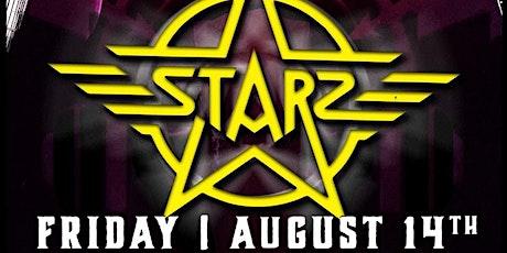 Rocknpod Pre-Party featuring Starz tickets