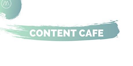 Content Café tickets