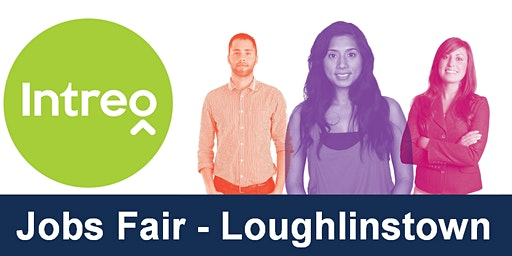Jobs Fair - Loughlinstown Training Centre