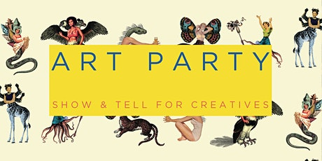 Art Party at The Mothership: Show & Tell for Creatives, March 28, 2020 tickets