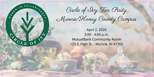Muncie/Henry County - Circle of Ivy Tea Party