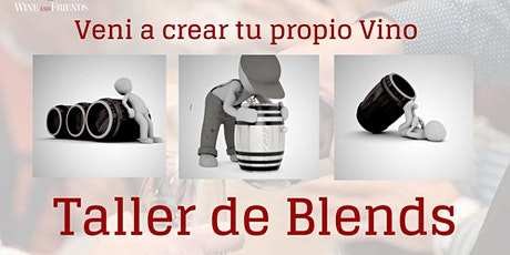 Taller de Blends con Domingo Molina entradas